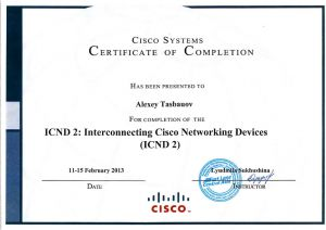 Cisco-ICND2-Tasbauov-A